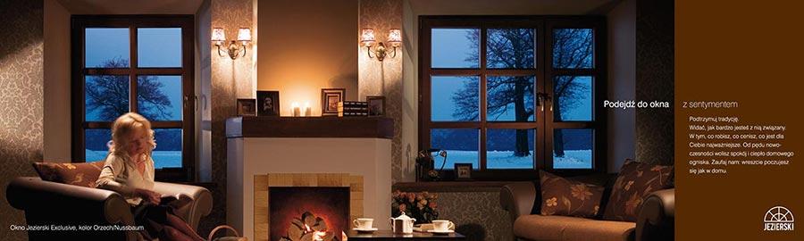 Zdjęcia wnętrz okna Jezierski