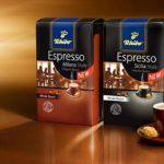 Reklama Tchibo - zdjęcie kawy