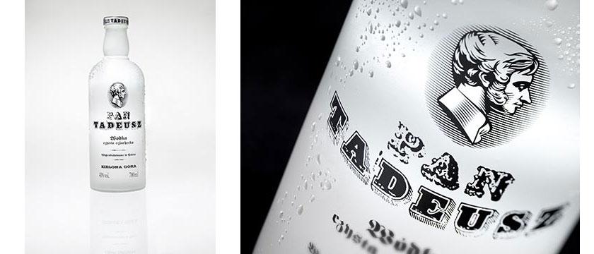 Zdjęcia reklamowe wódki Pan-Tadeusz