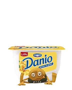 Zdjęcie reklamowe Danio głodek