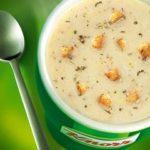 Zdjęcie reklamowe Knorr Gorący Kubek żurek