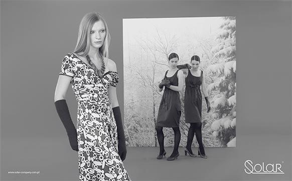 Zdjęcia reklamowe mody