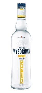 Zdjęcie wódki Wyborowa lemon