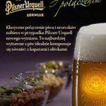 zdjęcie reklamowe piwa Pilsner Urquell_drobiazgi