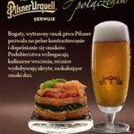 zdjęcie reklamowe piwa Pilsner Urquell_smaki
